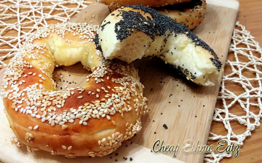 The Montreal Bagel (or I should say the Only Real Bagel)