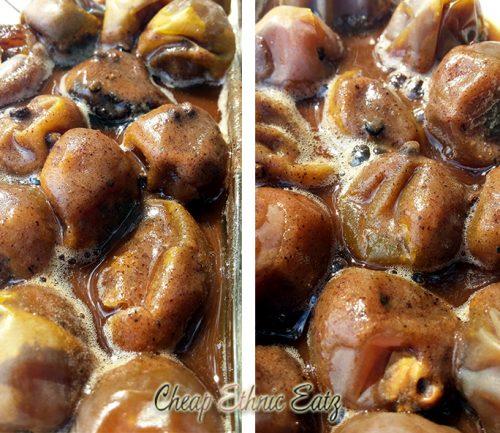 Quatari Rangina dates close-up