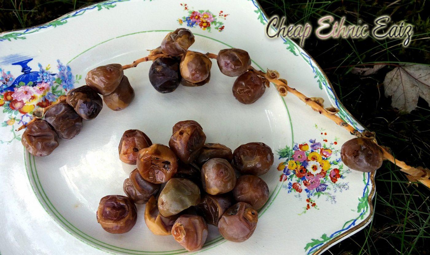 Qatari Rangina (Sweet Buttered Dates)