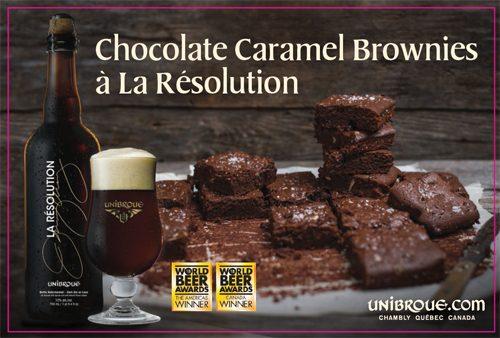 La Résolution brownies