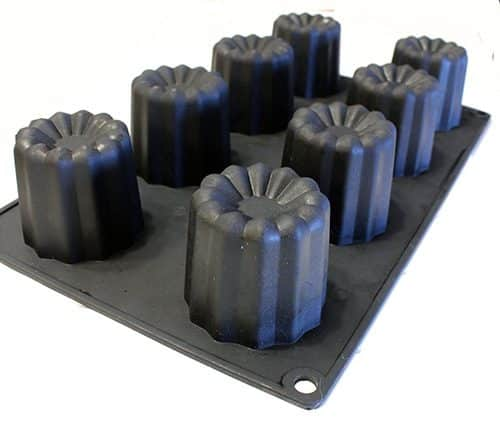 canele baking mold
