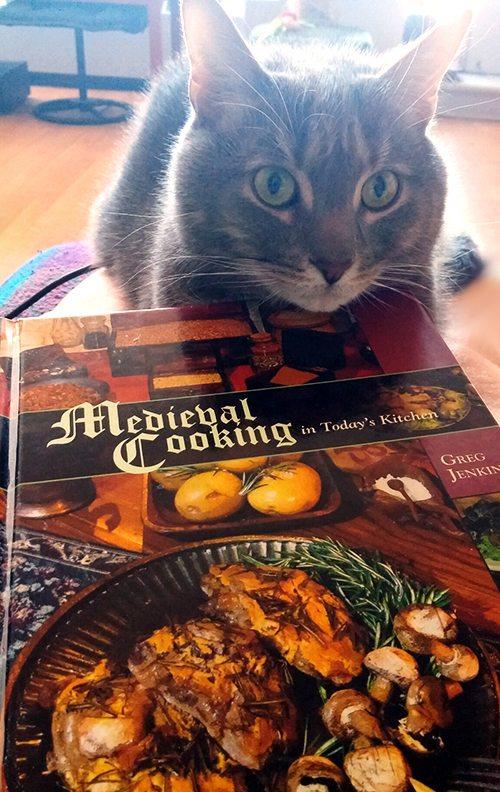 Medieval Cooking Cookbook