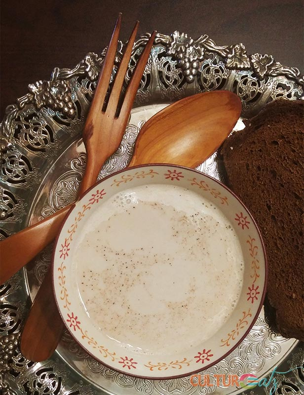 Cream of Almond Soup, Medieval Cooking Part 2