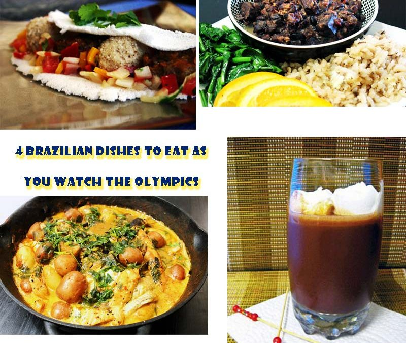 4 Brazilian Dishes to Eat as You Watch the Olympics