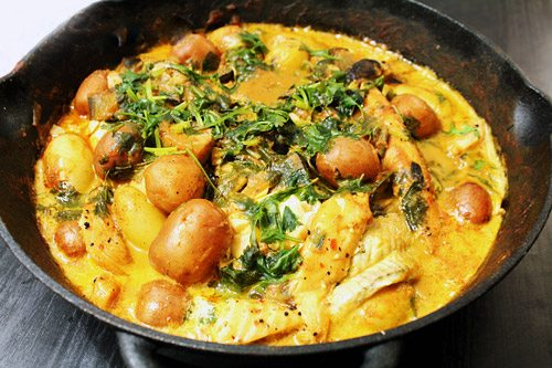 Brazilian Dishes Moqueca