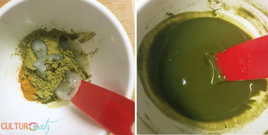 Matcha Green Goddess Facial Mask