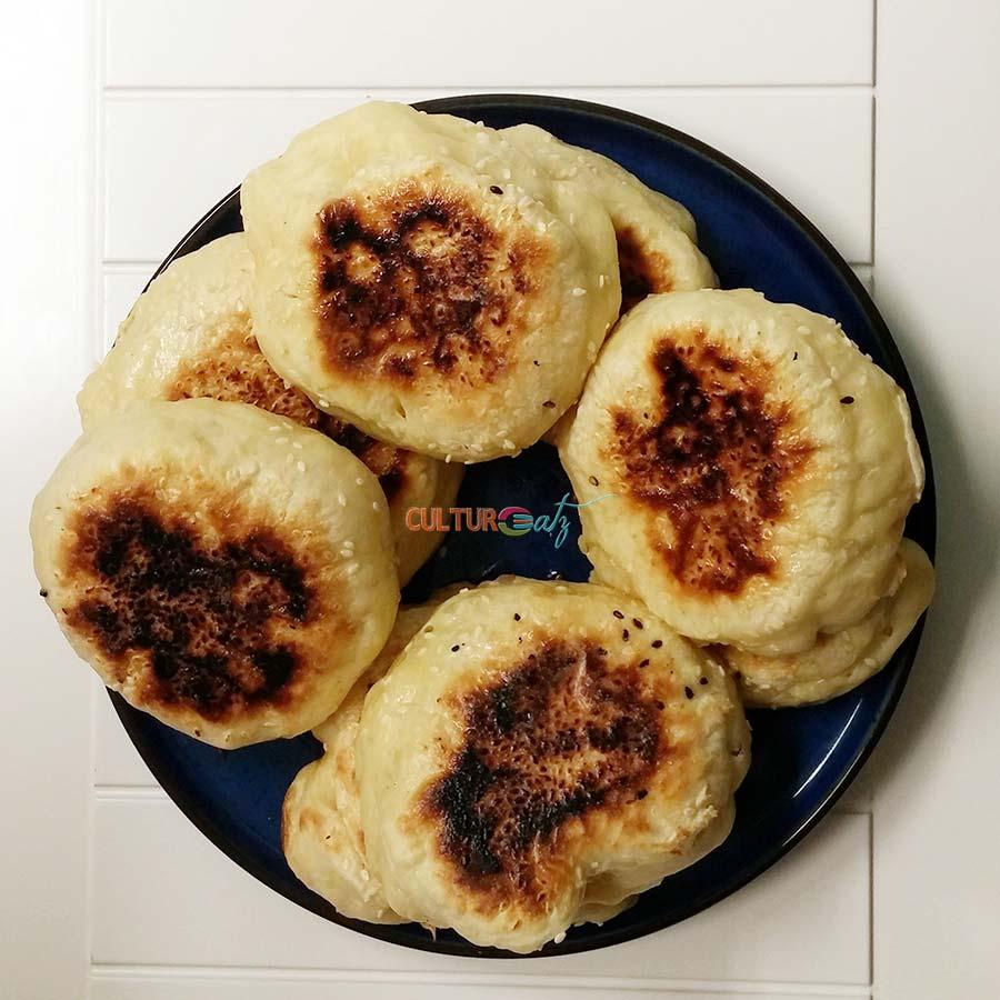 Mkatra Foutra pancakes