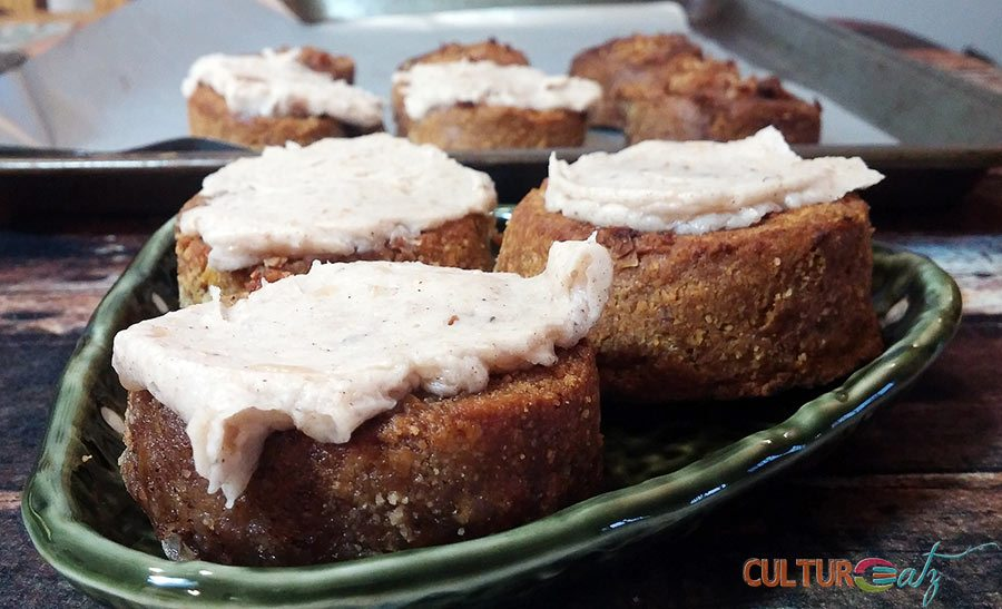 Allergy-Free Cinnamon Buns front