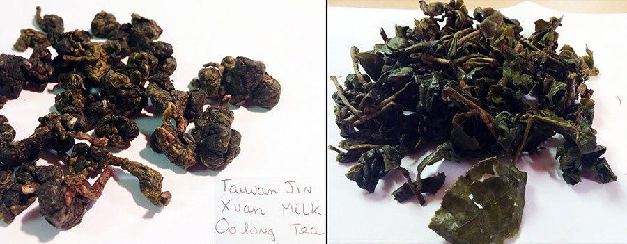 Finer Teas Taiwan Jin Xuan Milk Oolong Tea