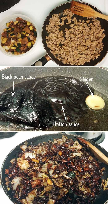 Zha Jiang Mian sauce