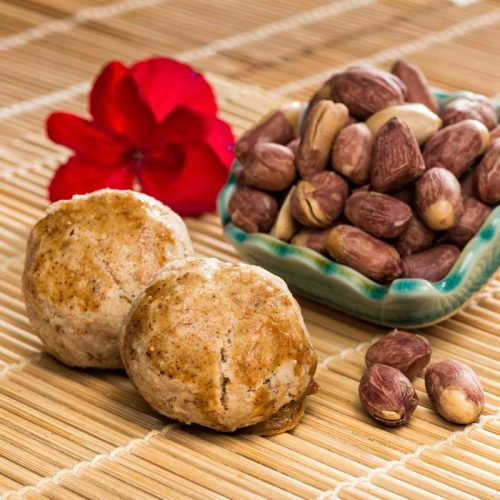 Chinese Peanut Cookies Kimberly