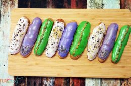 French eclairs