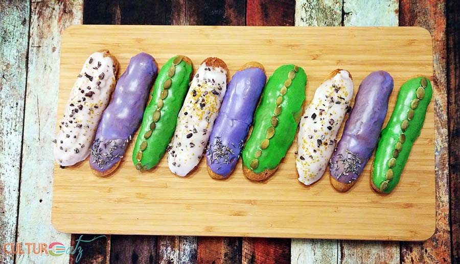 How to Give French Eclairs a Modern Makeover
