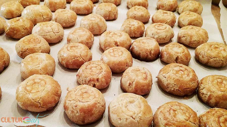 Huāshēng Bǐng  | 花生饼 | Chinese Peanut Cookies