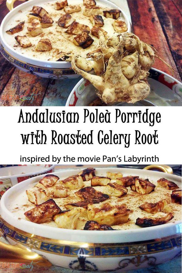 Andalusian Polea porridge recipe