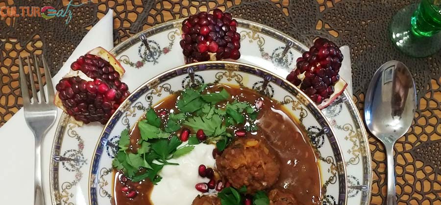 Ashe Anar pomegranate