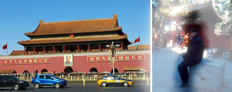 Beijing Mao Tianamen Square