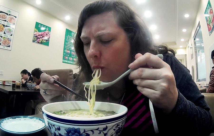lamian noodles