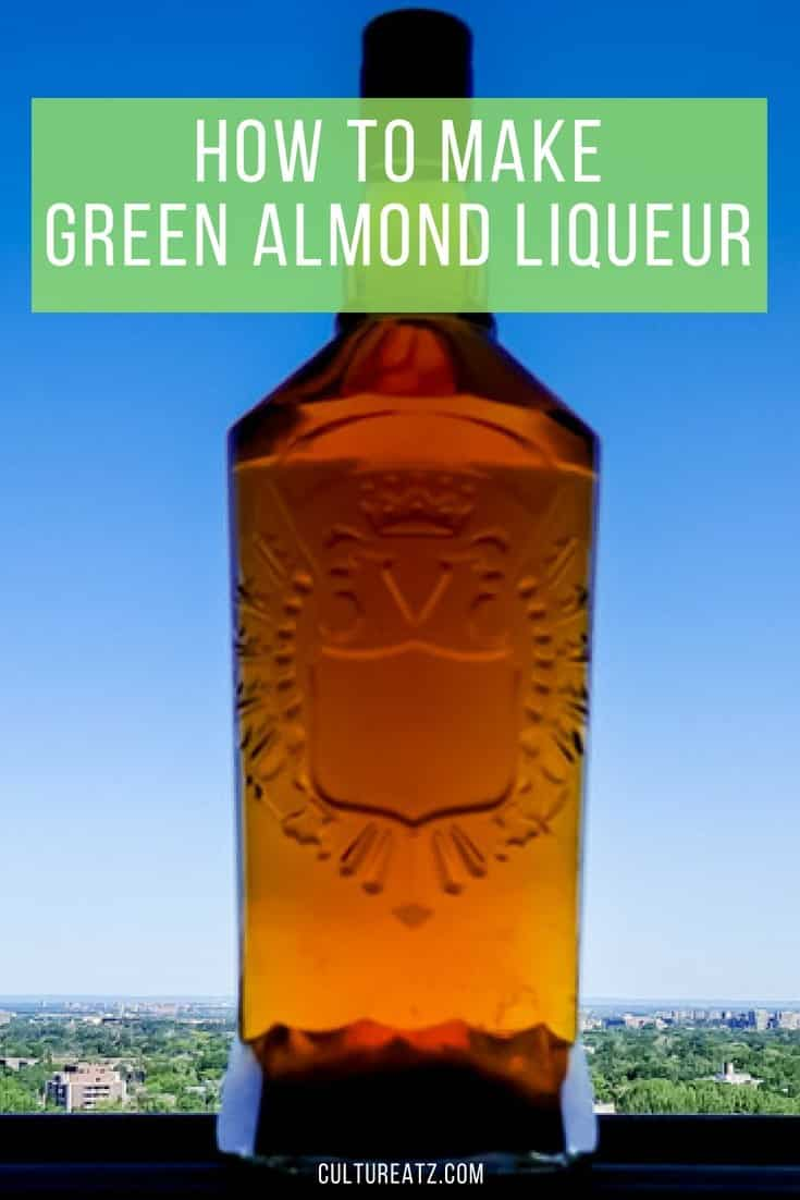 green almond liqueur recipe