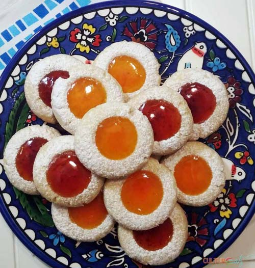 Husarenkrapferl Cookies