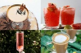 6 Festive Cocktails for New Year's Eve