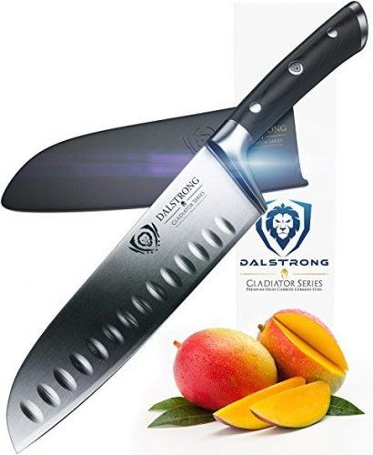 Christmas Gift Guide 2017 DALSTRONG Santoku Knife