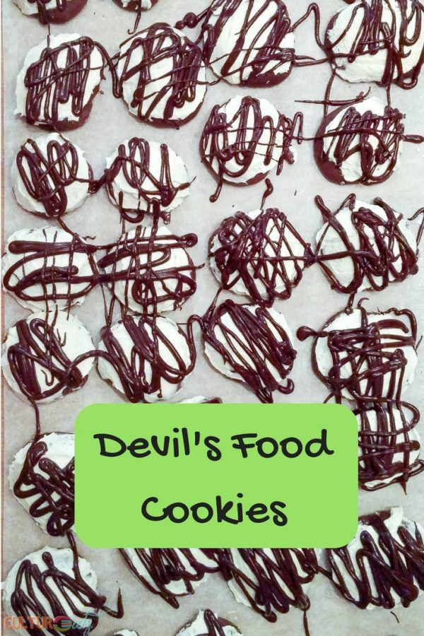 Devils Food Cookies