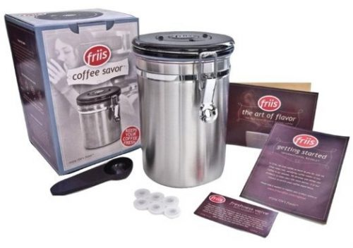 Friis-16-Ounce-Coffee-Vault Christmas Gift Guide 2017