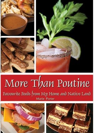 More Than Poutine cookbook