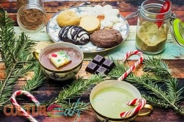 hot chocolate mix 9 Easy Homemade Food Gifts for the Holidays