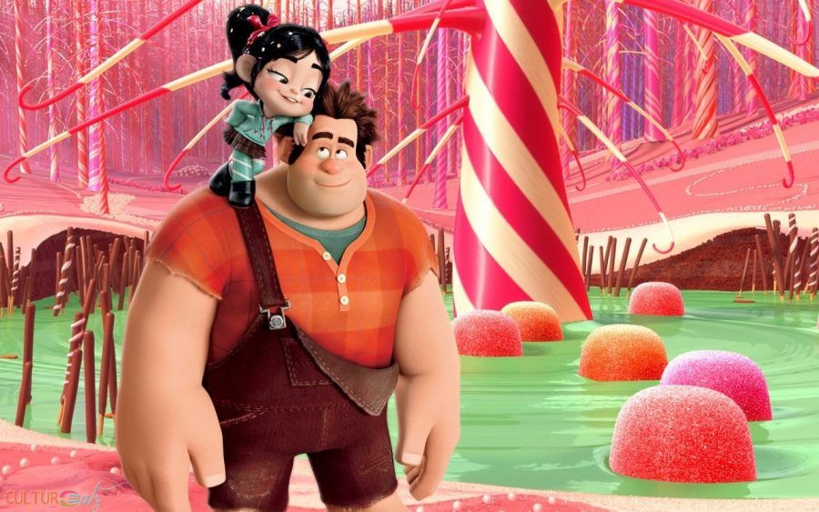 Wreck_It_Ralph Cherry Coke Mentos White Chocolate Fudge