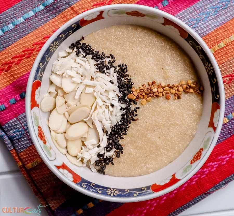 How to Make Uji, a Kenyan Fermented Porridge for Breakfast