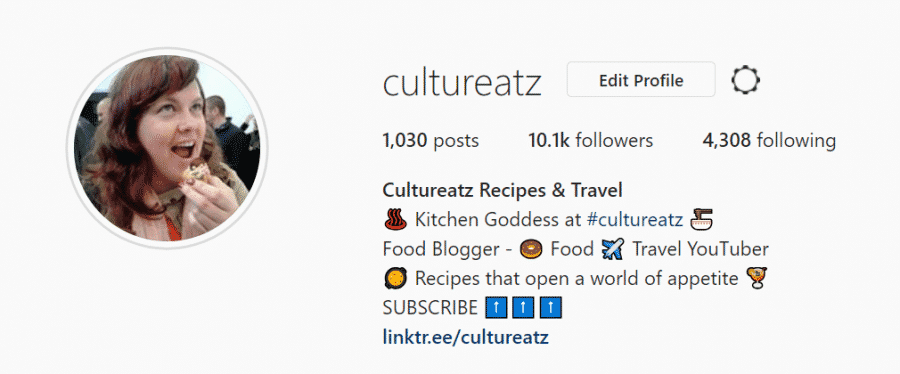 CulturEatz on Instagram