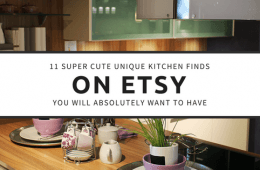 11 Super Cute Unique Kitchen Find on ETSY