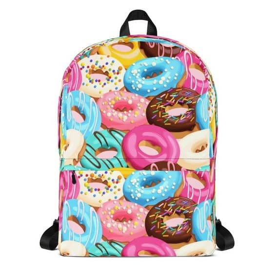 Donut Backpack or Bookbag