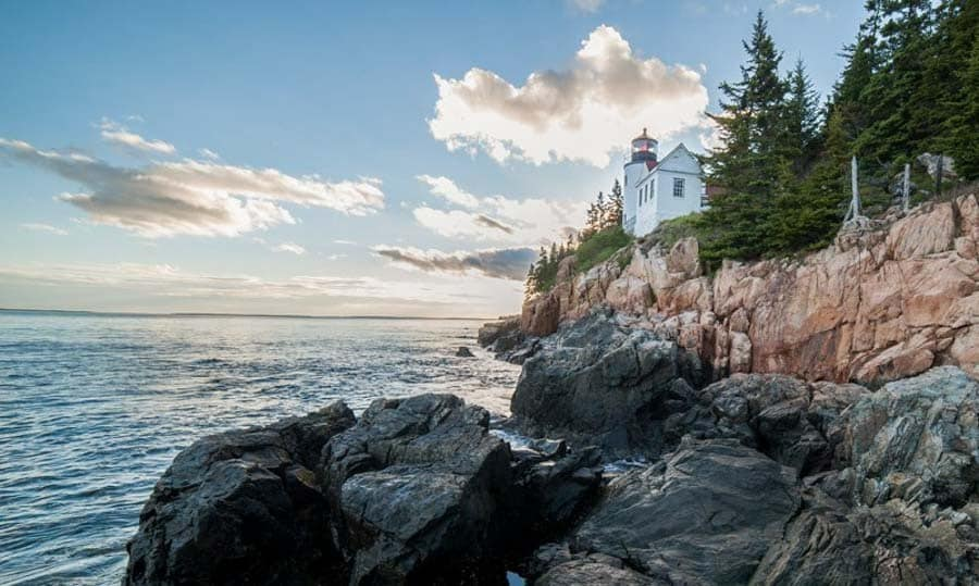 Aacdia Bass Harbor Lighthouse