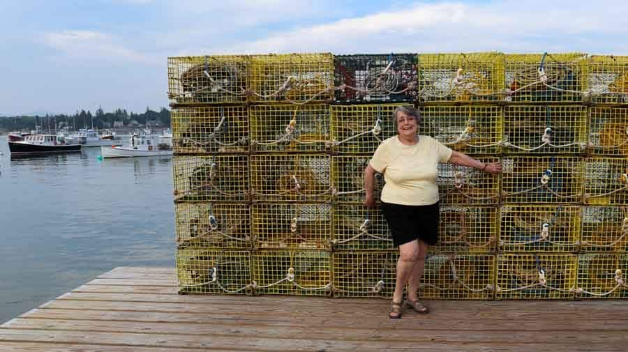 Aacdia Trenton lobster cages