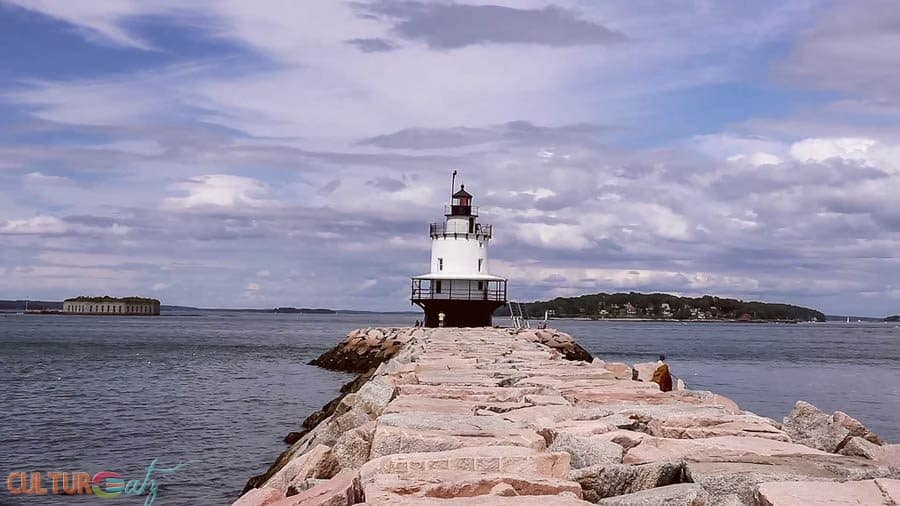 Point Ledge Lighthouse
