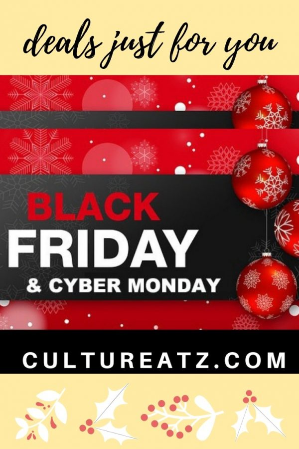 Black Friday Cyber Monday Sales