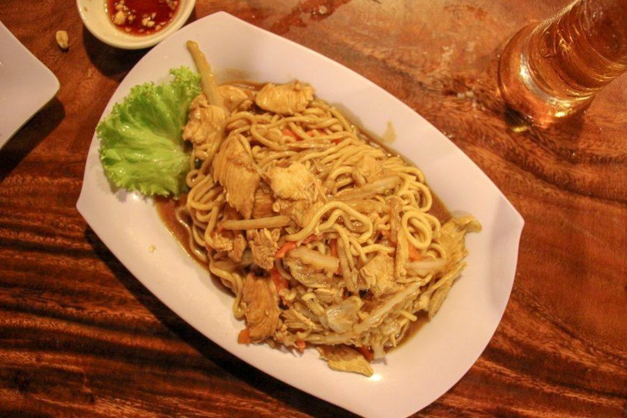 Hand-Pulled Noodles, David's Noodles, Phnom Penh, Cambodia,