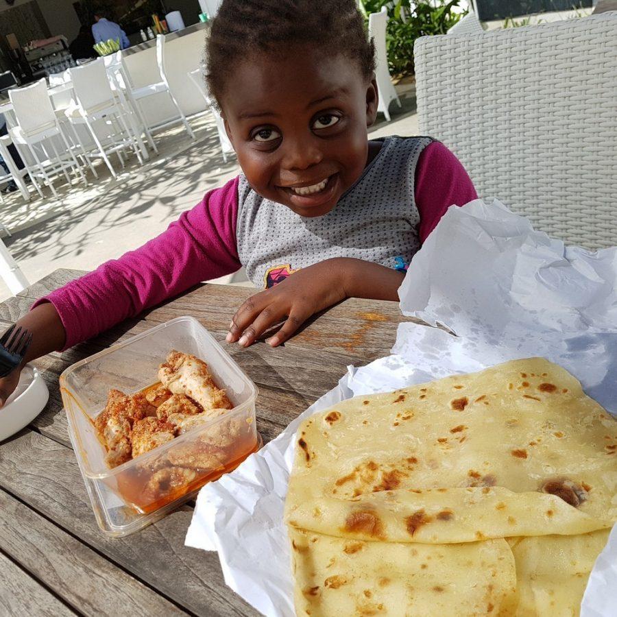 Mauritius - Chapati