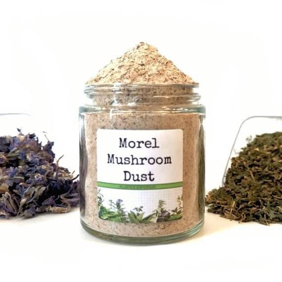 Morel Mushroom Dust
