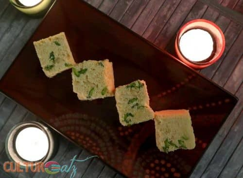 Soan Papdi Dessert Sweets for Diwali