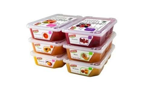 sicoly fresh fruit puree