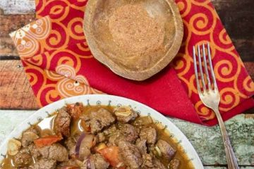 tibs Ethiopian Traditional Food