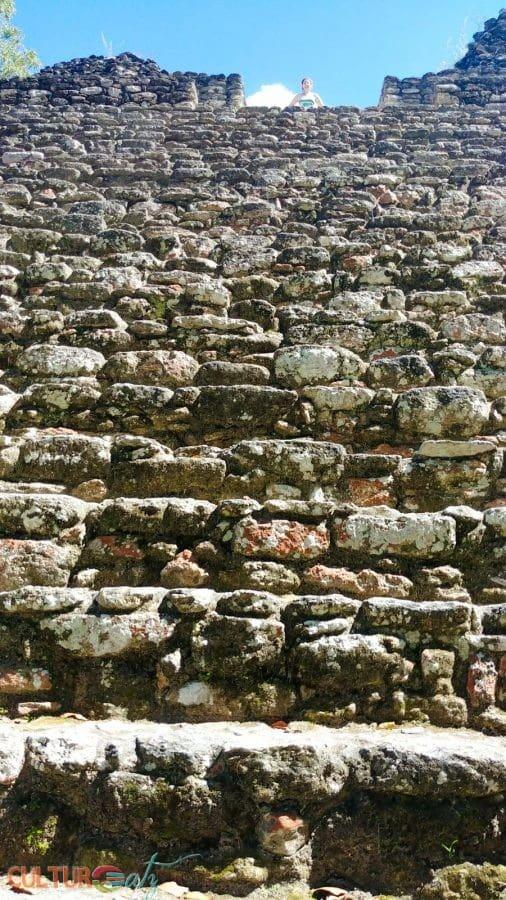 Trip to Dzibanche Mayan ruins