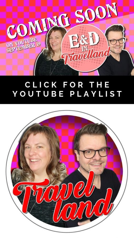 E & D in Travellland Playlist