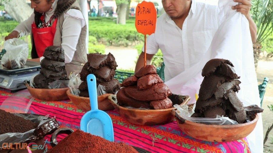 mole paste Mexico City