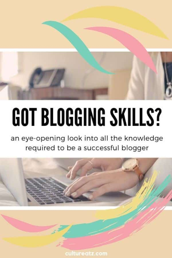 GOT BLOGGING SKILLS Open Letter to Non-Bloggers