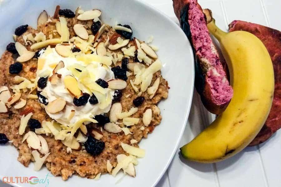 Masoub, Saudi Arabian Banana Breakfast Dish